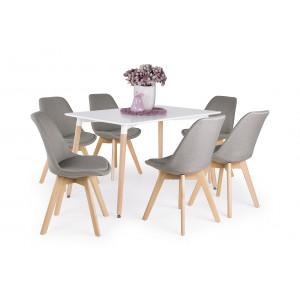 Lili étkező Korvin asztallal (6 személyes)