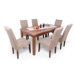 Berta étkező Berta asztallal magyar szilva - világos zsákszövet