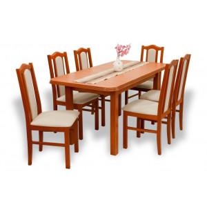 London étkező Pianó asztallal (6 személyes)