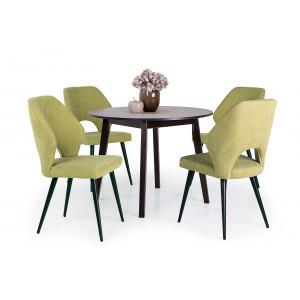 Aspen étkező Anita kör asztallal (4 személyes)